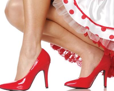 Тесная обувь - причина онихолизиса