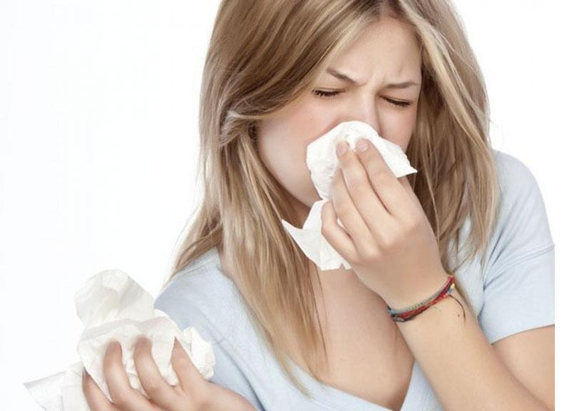 Лечение насморка нашатырным спиртом