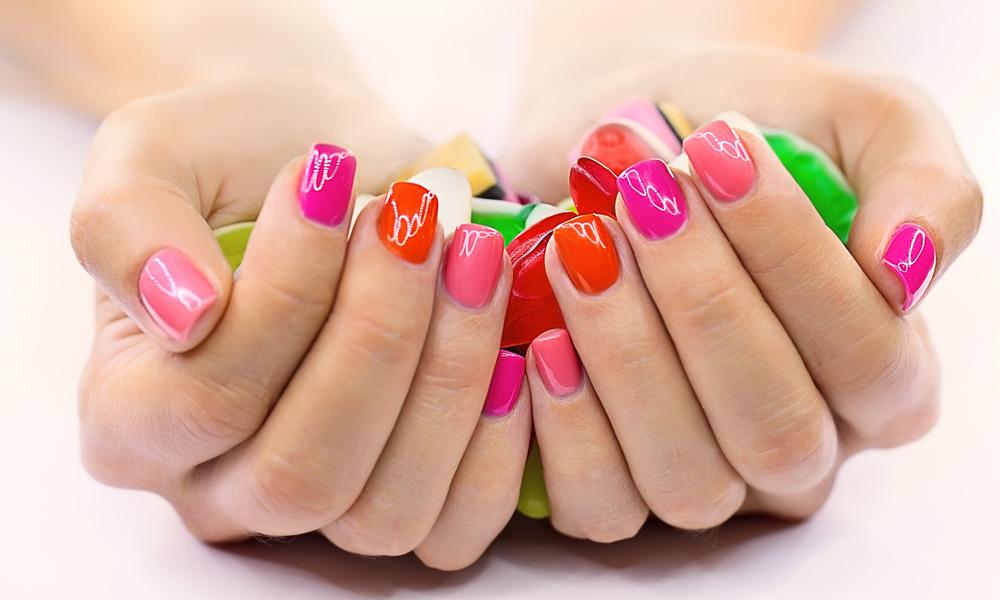 Курс по восстановлению ногтей