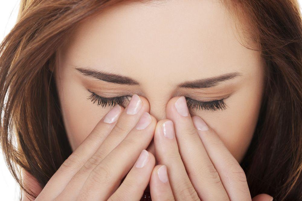 Грибковое поражение глаз лечение