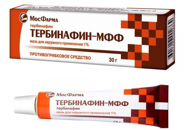 Тербинафин для лечения грибка ногтей