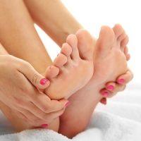 Проблема грибка на ногах