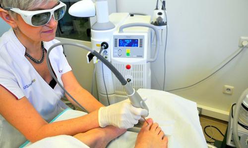 Лечение грибка ногтей народный метод