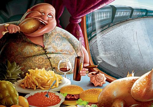 Неправильное питание - причина трещин на ногтях