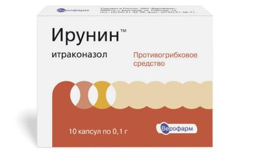 Итраконазол грибок ногтей отзывы