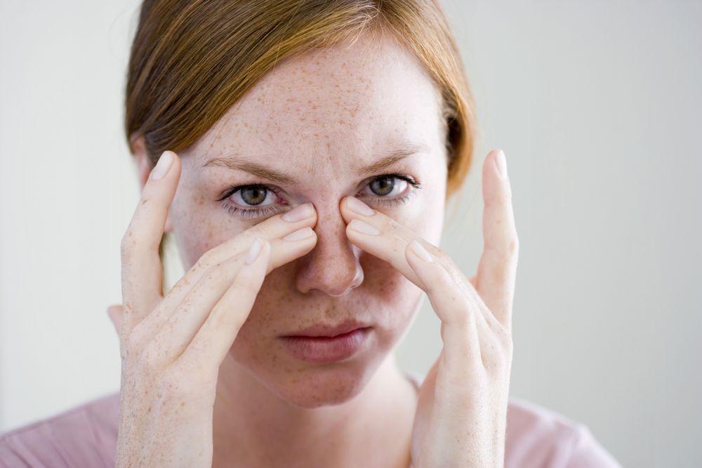 Грибки в носу симптомы